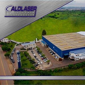 Corte a Laser Alumínio - 1