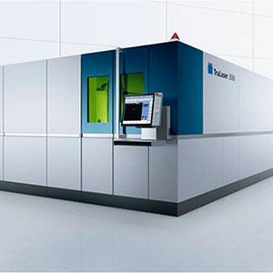 Corte Laser Aço Carbono - 1