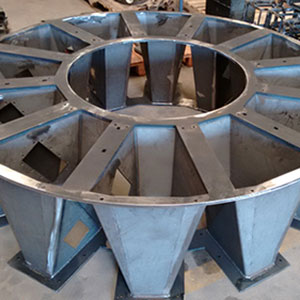 Serviço de Caldeiraria em Aço Carbono - 1