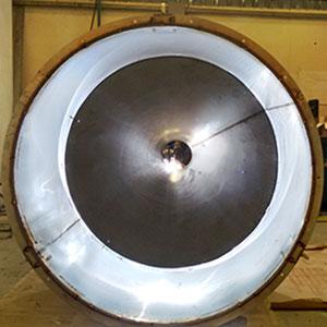 Serviço de Solda em Aço Inox - 1