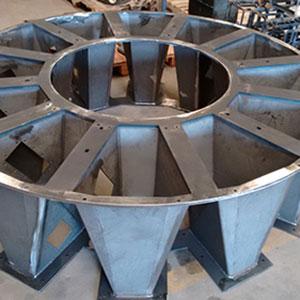 Caldeiraria em Aço Carbono