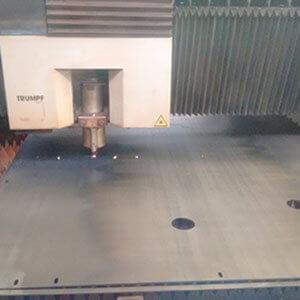 Corte Laser Aço Carbono